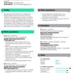 Account Representative Resume Sample 5