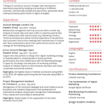 Accounts Manager Resume Sample 5