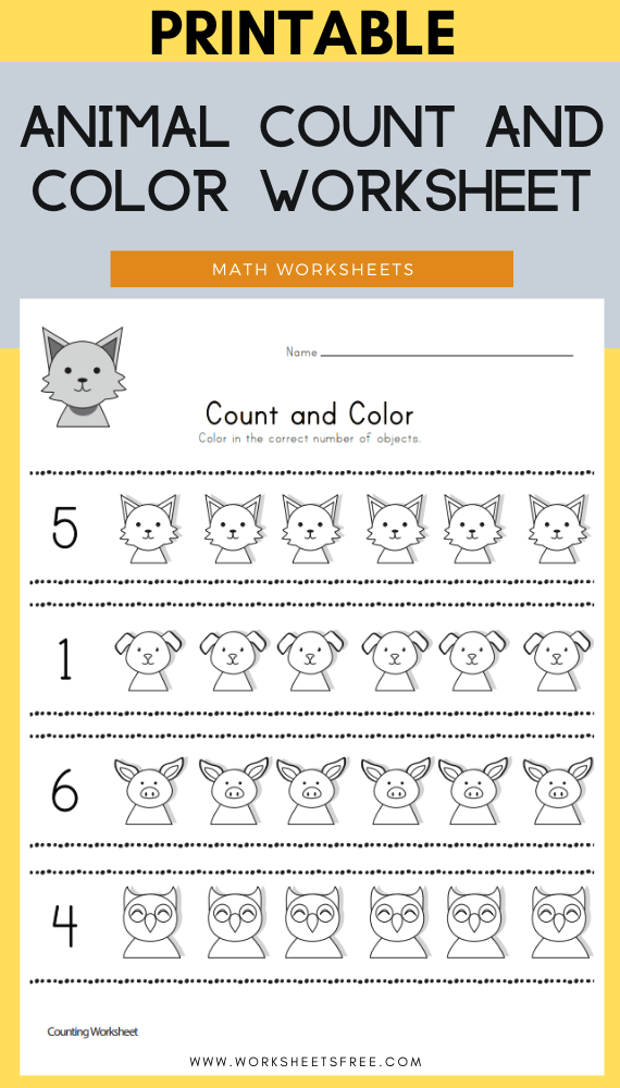Animal-Count-and-Color-Worksheet