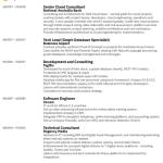 Cloud Computing Resume Sample 2