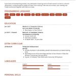 Data Science Fresher Resume Sample 1