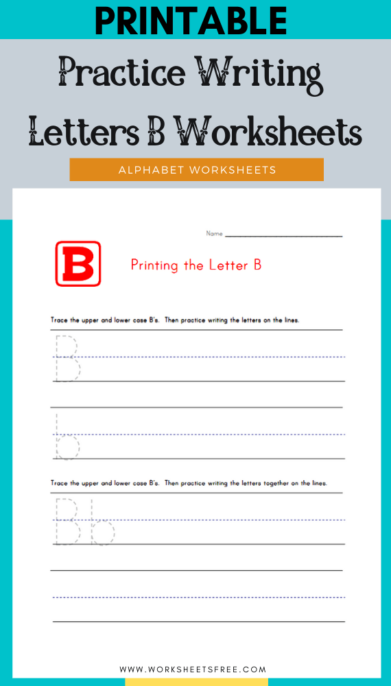 Practice-Writing-Letters-B-Worksheets