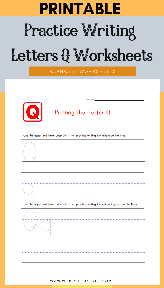 Practice-Writing-Letters-Q-Worksheets