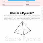 Pyramid Worksheet