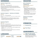 System Engineer Resume Example 3