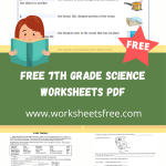free 7th grade science worksheets pdf