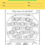 free homeschool worksheets for 1st grade 1