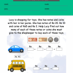 money worksheets grade 1 1