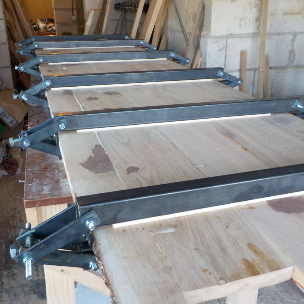 custom made panel clamps – free plans included