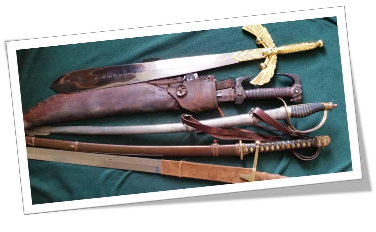 Swords | Works of Joseph