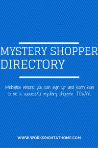 Mystery Shopper Directory-2