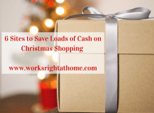 6 Sites to Save Money Christmas Shopping
