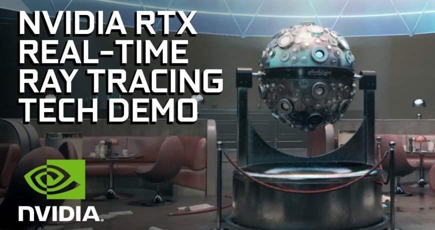 Qu'est-ce que le lancer de rayons et comment GeForce RTX de Nvidia gère-t-il cette technologie?