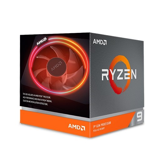 AMD Ryzen 9 3900X Socket AM4 Wraith Prism