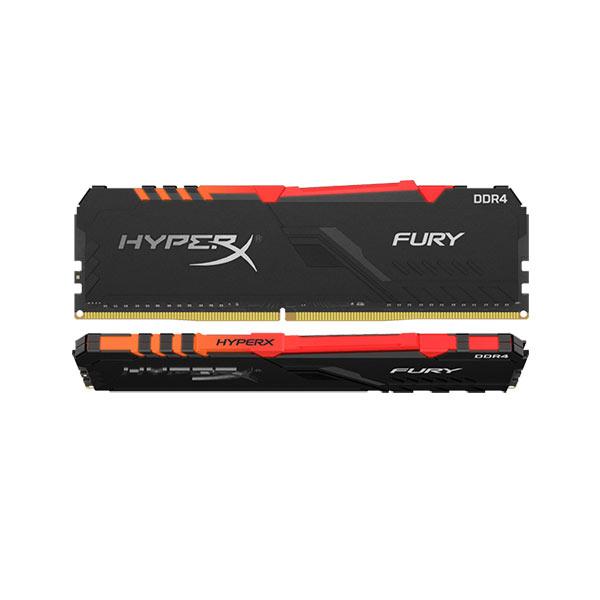 HYPERX FURY RGB 8GB DDR4 3200MHz