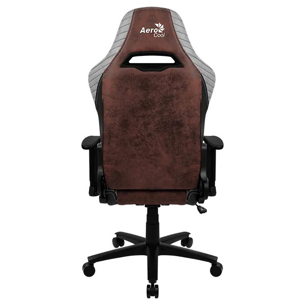 AeroCool BARON gaming chair red face 4