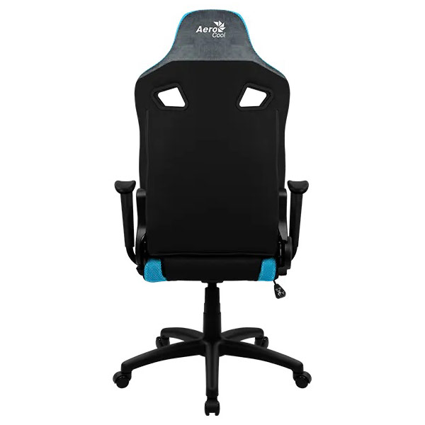 AeroCool COUNT Bleu gaming chair face 4