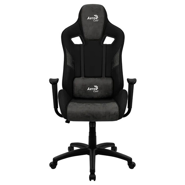 AeroCool COUNT Noir gaming chair face 2