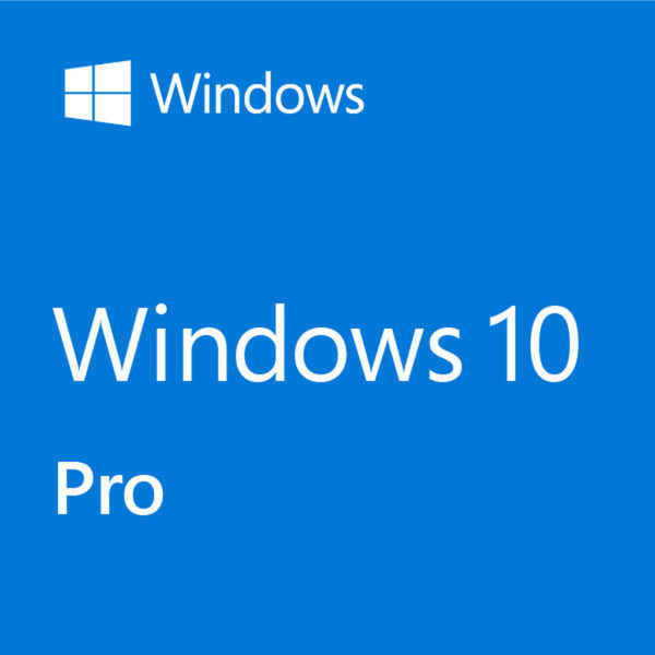 Microsoft Windows 10 Professionnel 64 bits
