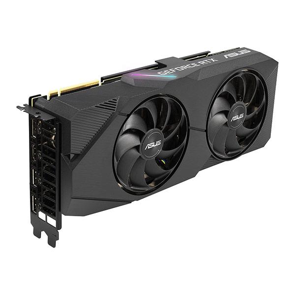 ASUS Dual GeForce RTX 2070 SUPER EVO OC face 1