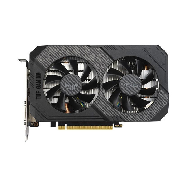 ASUS GeForce GTX 1650 SUPER TUF face 2