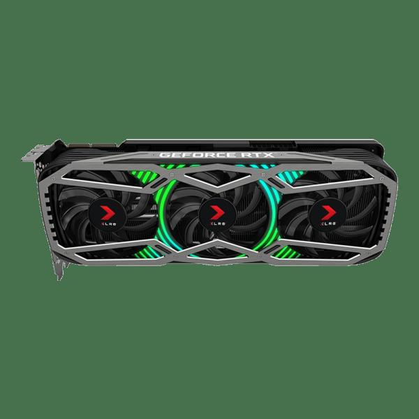 carte graphique PNY GeForce RTX 3090 24GB EPIC-X RGB FACE 4