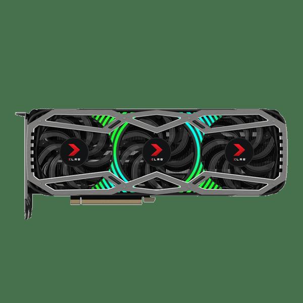 carte graphique PNY GeForce RTX 3090 24GB EPIC-X RGB FACE 2
