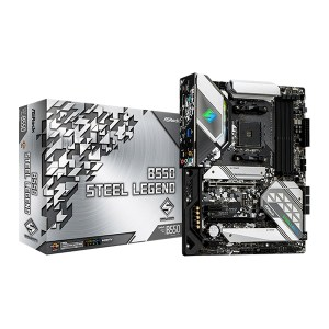 ASRock B550 Steel Legend