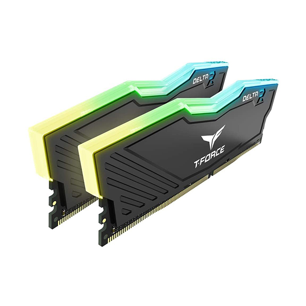 Team Group T-Force Delta 16 GB (2X8GB) 3000MHz Black FACE