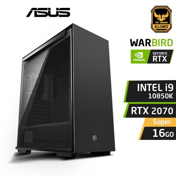 WARBIRD G10 i9-10850K 16GB NVIDIA RTX 2070