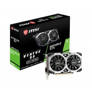 MSI Nvidia GEFORCE GTX 1650 VENTUS XS OC 4GB GDDR5