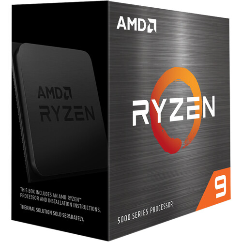 AMD Ryzen 9 5900X processeur photo