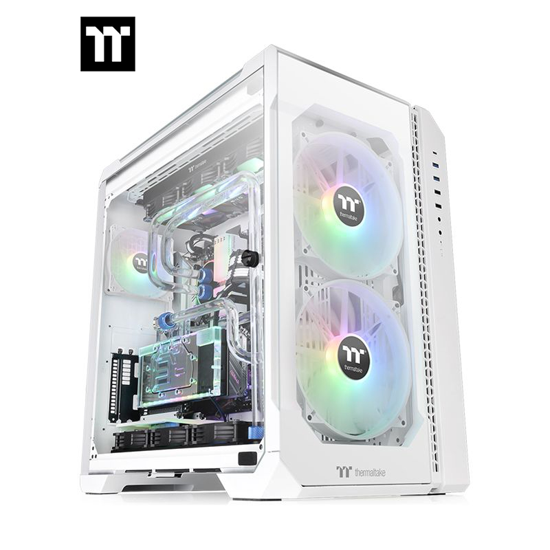 Thermaltake View 51 TG Snow ARGB Edition
