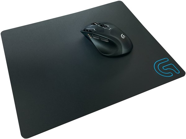 Logitech G440 Gaming Mouse Pad photo ii