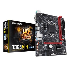 carte mere GIGABYTE B365M H