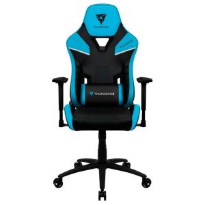 chaise gamer THUNDERX3 TC5 Azure Blue - workstation maroc