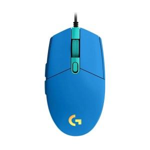 Logitech G203 maroc LightSync (Bleu)