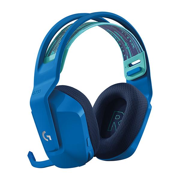 Logitech G733 Lightspeed (bleu)