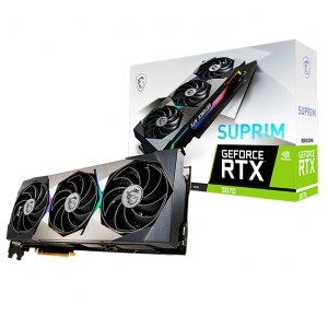 MSI GeForce RTX 3070 SUPRIM 8G