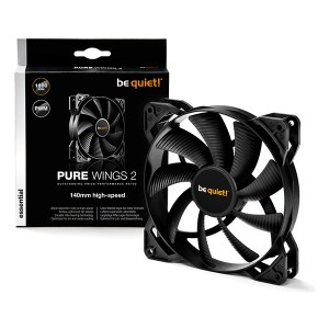 be quiet! Pure Wings 2 140mm PWM High-Speed maroc