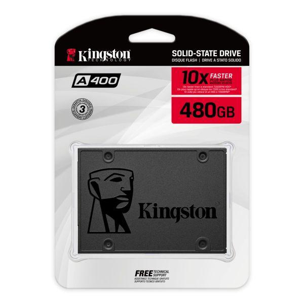 SSD 480GB kingston Maroc