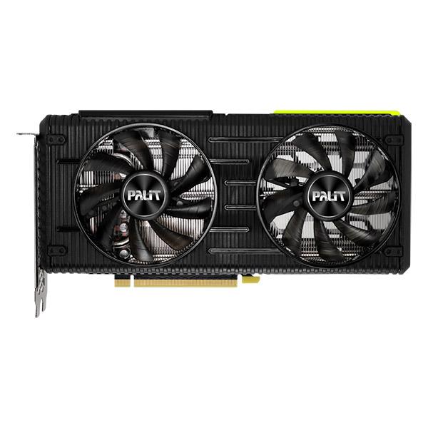 Palit GeForce RTX 3060 Ti Dual maroc
