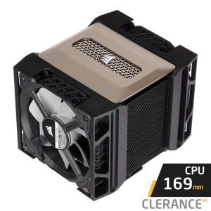 A500 Dual Fan CPU Cooler maroc