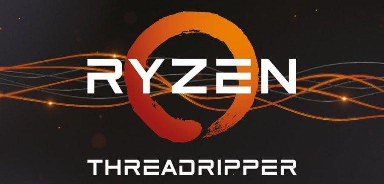 AMD Threadripper Header