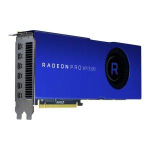 AMD Radeon Pro WX 9100 – 16GB Workstation Graphics Card