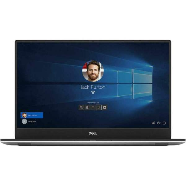 Dell Precision 5540 Front Windows 10