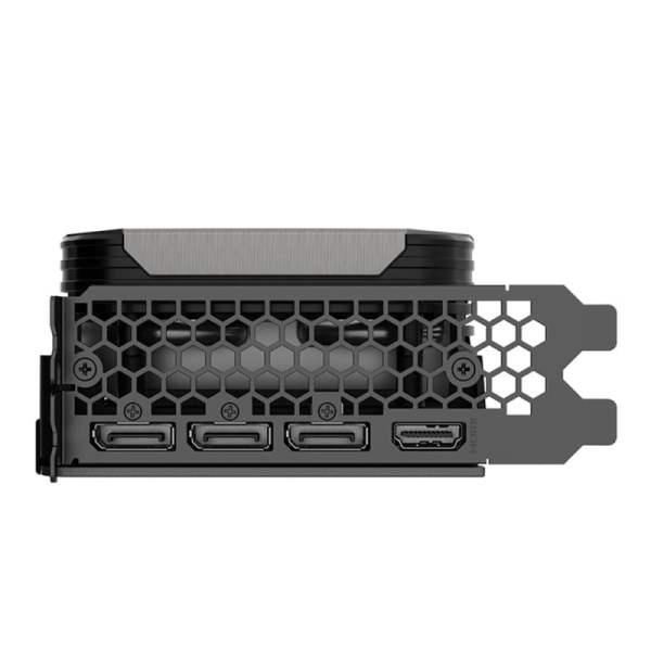 GeForce RTX 3070 EPIC-X RGB Triple Fan XLR8 Gaming Edition Ports