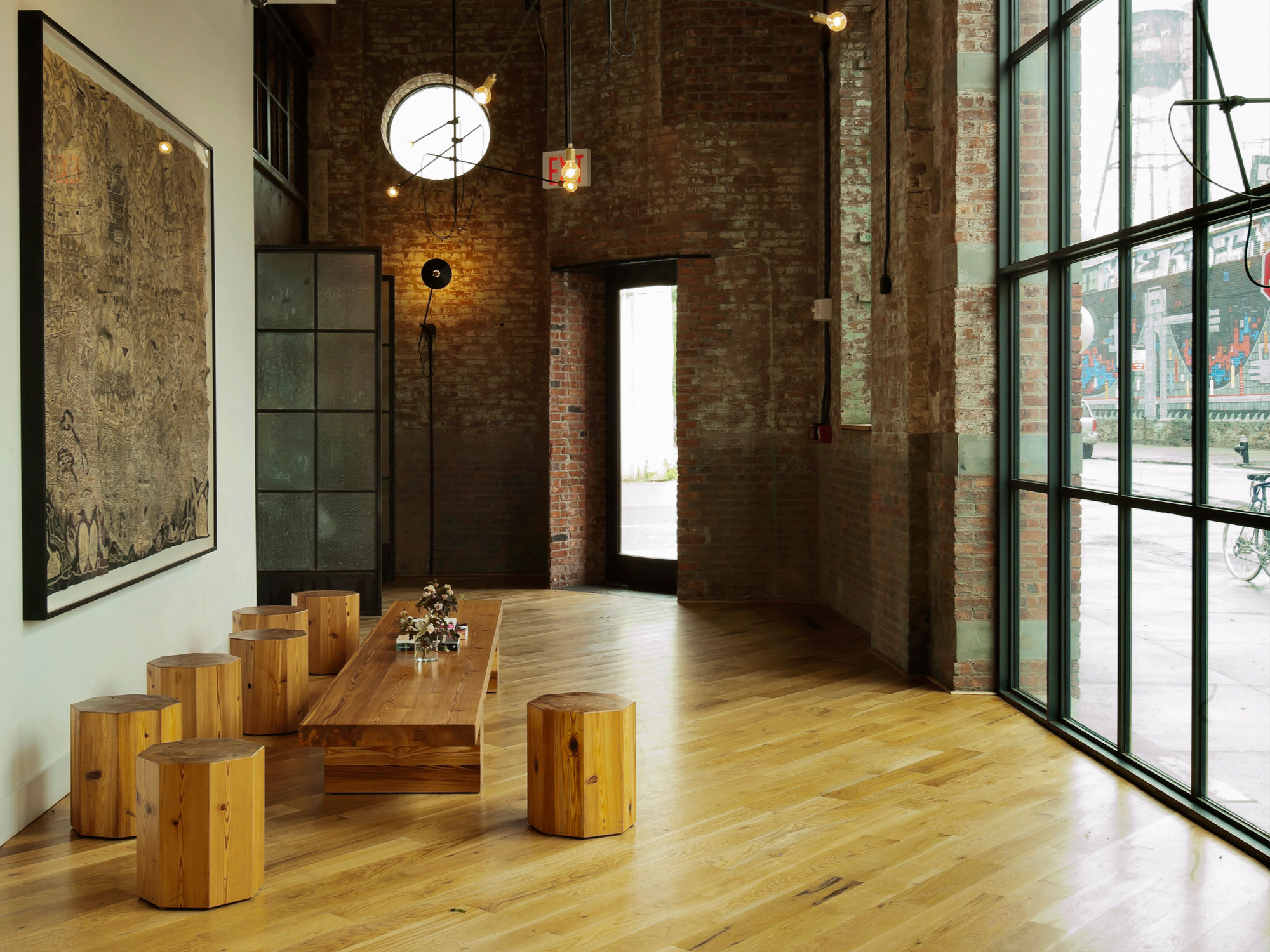The Wythe Hotel Brooklyn NY Hotel Design
