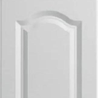 Canterbury super white ash Kitchen Door