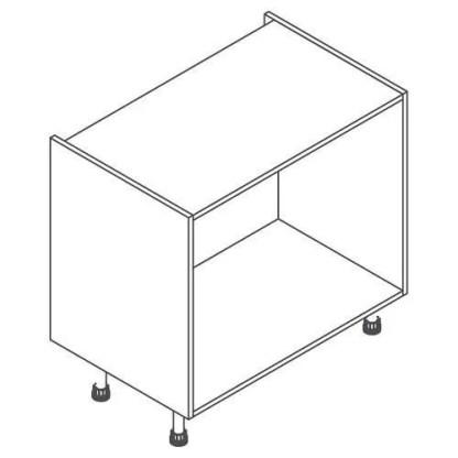 Kitchen Cabinets Base Unit Full Drawer White 900mm